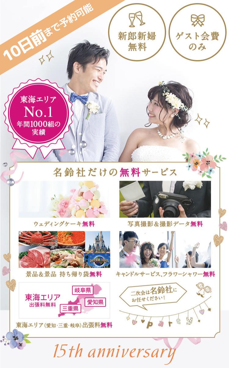 0fd881229decc 結婚式二次会 幹事代行プロジェクトの名鈴社